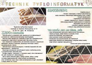 Tyfloinformatyk (2-3 strona, policealna)
